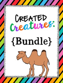Created Creatures {Bundle}