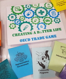 Creating A Better Life - Card Swap Trading Game - OECD Hum