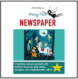 Creating A Fairy Tale Newspaper Article