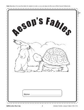 Creating Aesop's Fables