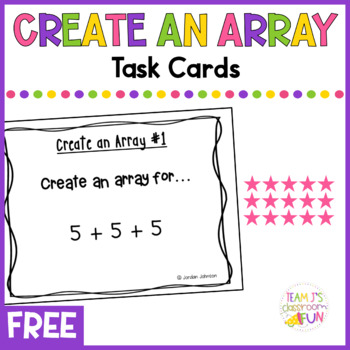Creating Arrays