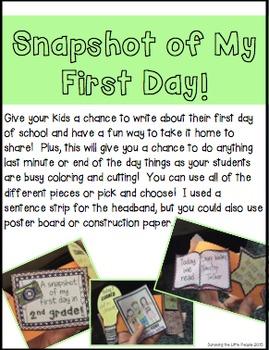 Creating Back to School Memories