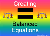 Creating Balanced Equations | Algebraic Thinking PowerPoint Show
