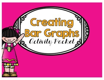 {Grades 1 & 2} Creating Bar Graphs Activity Packet