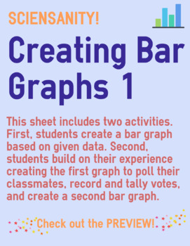Creating Bar Graph Worksheets & Teaching Resources | TpT