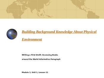 Creating Bookmarks Module 1, Unit 3, Lesson 11 EL Cur.