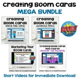 Creating Boom Card Mega BUNDLE