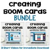 Creating Boom Cards Digital Task Cards BUNDLE