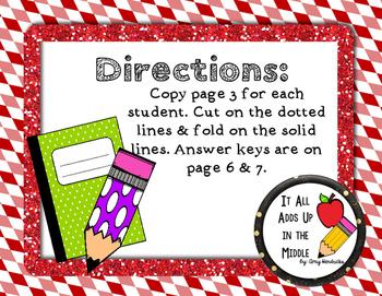 Box Plots Interactive Notes & Worksheet