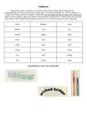 Creating Calligrams Using Word Art