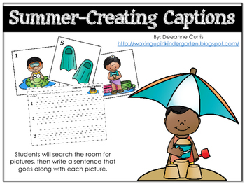 Creating Captions-Summer