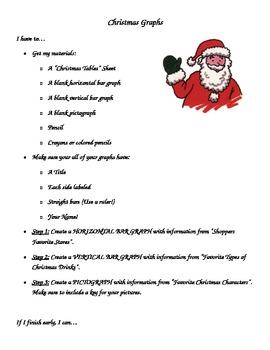 Creating Christmas Graphs
