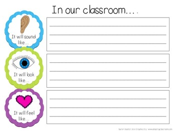 Creating Class Rules and Procedures