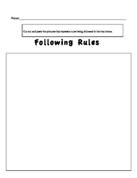 Creating Classroom Rules