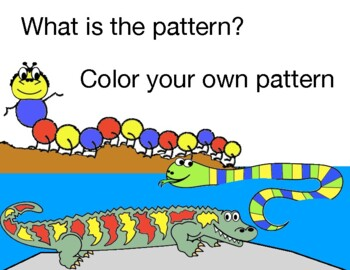 Creating Color Patterns