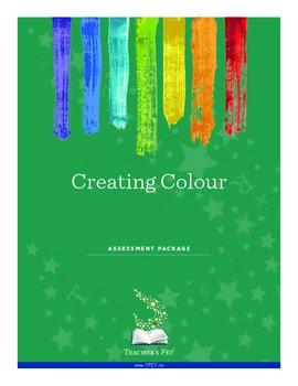 Creating Colour Assessment - Canadian/British Version