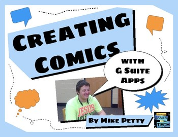 Creating Comics with G Suite Apps