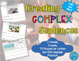 Creating Complex Sentences - Distance Learning