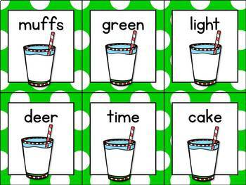 Creating Compound Words {Christmas themed matching activity}