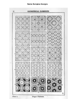 Creating Cool Designs with Graph Paper