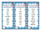 Creating Crazy Sentences Center