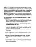 Creating Ecology Websites
