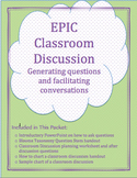Creating Epic Classroom Discussions...Harkness style
