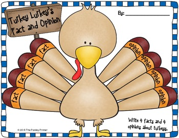 Creating Facts and Opinions with Turkey Lurkey