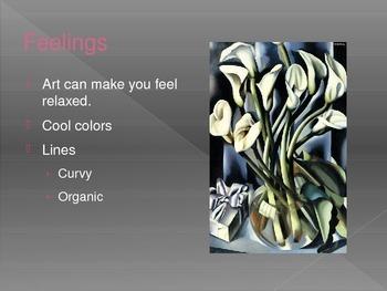 Creating Feeling in Art
