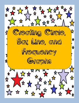 Creating Graphs! Bar, Frequency, Line, and Circle!!