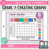 Creating Graphs Grade 3 2020 Ontario Math- DIGITAL Google