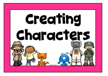 Creating Great Characters
