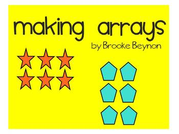 Creating Groups and Arrays