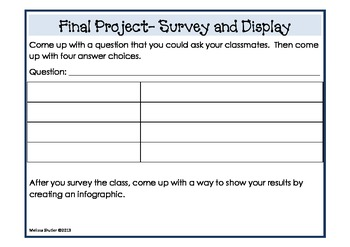 Creating Infographics to Show Data in Grades 3-5