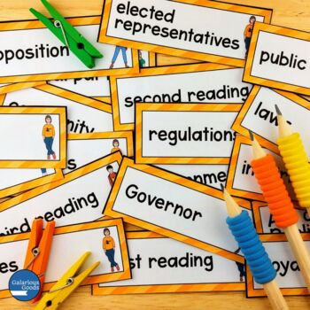 Creating Laws in Australia COMPLETE BUNDLE (Year 6 HASS)