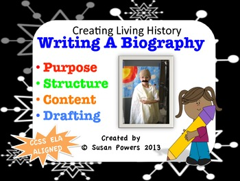 Creating Living History Writing a Biography