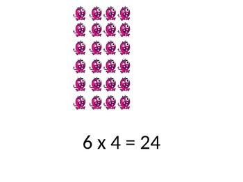 Creating Multiplication Sentences