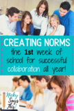 Creating NORMS for Back-to-School
