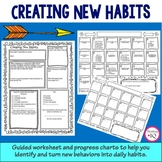 Creating New Habits Workbook