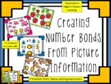 Number Bonds from Picture Information