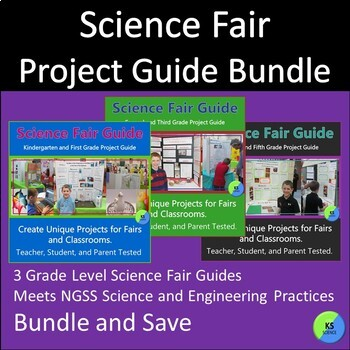 Creating Original Science Investigations:  K-5th  Science Fairs and Experiments