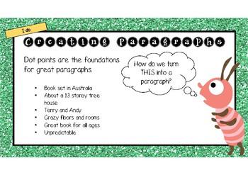 Creating Persuasive Paragraphs - Explicit Teaching