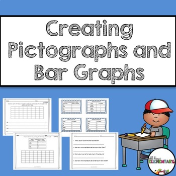 Creating Pictographs and Bar Graphs Freebie