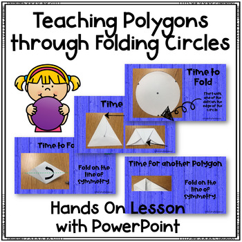 Creating Polygons from a Circle - Hands on Lesson
