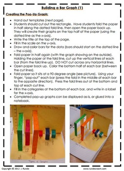 Graphing Activity - 3D Bar Graphs