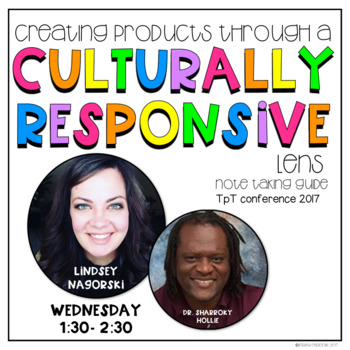 Creating Products through a Culturally Responsive Lens