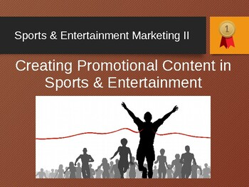 Creating Promotional Content in Sports & Entertainment