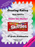 Creating Ratios with Skittles