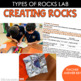 Creating Rocks!
