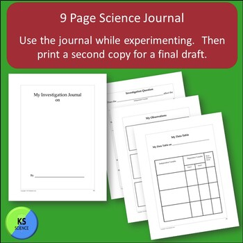 Creating Science Investigations for 2nd and 3rd Grade:  Science Fair/Experiments